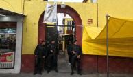 Decomisan más de una tonelada de mariguana en Tepito