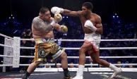 Joshua cobra revancha y vence a Ruiz en Arabia Saudita