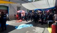 En menos de 24 horas, asesinan a dos personas en Tepito
