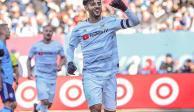 Carlos Vela hace doblete con Los Ángeles FC ante el New York City