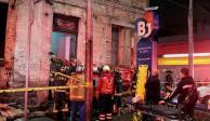 Mueren madre e hija tras derrumbe en predio de alcaldía Benito Juárez
