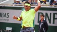 Nadal derrota a Federer, y jugará en su Final 12 en el Roland Garros