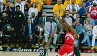 ¡En la lona! Warriors pierde, y Raptors puede ser campeón en Toronto