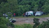 Con hallazgo de 138 bolsas de restos humanos en predio de Zapopan, concluye búsqueda