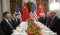 China y EU hablan de comercio antes de la cumbre del G20