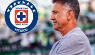 Esto es lo que se sabe de la llegada de Juan Carlos Osorio al Cruz Azul