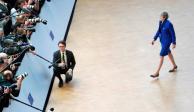 Theresa May consigue una segunda prórroga del Brexit