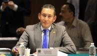 Contra Estafa Maestra,  firmeza, dice legislador