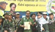 El #2 de las FARC y disidentes se levantan otra vez en armas