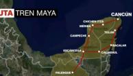 Tiempos del Tren Maya despiertan temores en México