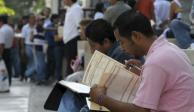 Creación de empleo formal cae 68% en agosto: IMSS