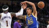 Juan Toscano es cortado por los Warriors de Golden State