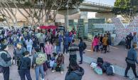 Segob culpa en EU a Pueblo Sin Fronteras de reclutar caravanas