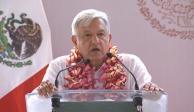 """Promete López Obrador crear una """"cortina de desarrollo"""" en el Istmo"""