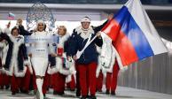 Rusia queda fuera de Juegos Olímpicos por dopaje