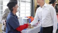 Anuncia Del Mazo programa de rehabilitación a los 170 CAM del Edomex