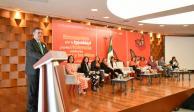 Urge SRE a combatir la violencia en contra de las mujeres