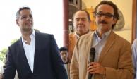 Sin Guerrero, Oaxaca y Chiapas, México sería potencia: Quadri; gobernador Murat pide disculpa