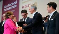 Del Mazo pone en marcha foro para diseñar Plan Nacional de Desarrollo