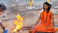 Nithyananda, de prófugo de la justicia a líder espiritual con isla propia