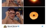 Los mejores memes de la primera foto del agujero negro