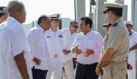 Supervisan obras de infraestructura para el desarrollo turístico de Guerrero