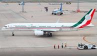Asegura AMLO que ya hay comprador del avión presidencial