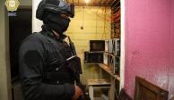 Dan prisión preventiva al primero de los 31 detenidos en Tepito