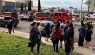 Dos fallecidos, saldo del tiroteo en escuela de California