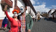 Vive Michoacán repunte en turismo, en Noche de Muertos
