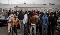Revelan migrantes red de polleros de tres países que Migración tolera