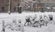 FOTOS: Ola de frío polar deja al menos 12 muertos en EU