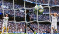 Real Madrid reacciona al final y consigue empate ante el Brujas