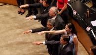 Asumen 5 nuevos embajadores de México en el extranjero