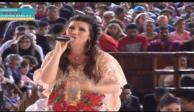 """Transmisión en vivo del Festival Guadalupano y """"Las Mañanitas"""""""