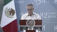 Sector bancario será fuerte aliado ante retos que enfrenta economía mexicana: Urzúa