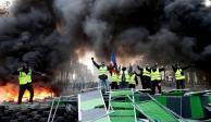 Los-chalecos-amarillos-vuelven-a-actuar-en-París-y-convierten-la-capital-francesa-en-una-z