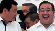 """""""Corrupto desesperado"""" le dice Osorio a Duarte por detención pactada"""