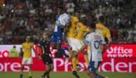 Nada para nadie: Pachuca y Tigres igualan 1-1 en la casa de losTuzos