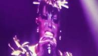 VIDEO: Alejandra Guzmán llora al cantar canción dedicada a su hija Frida Sofía