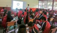 Aseguran autoridades de Michoacán que pagos a maestros están al corriente