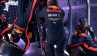 Red Bull se luce con una parada de pits con gravedad cero (VIDEO)