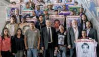 Caso Iguala: papás acusan lentitud; el Gobierno les trae a casi todo el GIEI