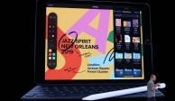 Presenta Apple su séptima generación de iPads