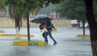 Pronostican lluvias para la mayor parte del país
