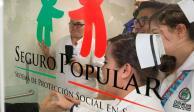 Prepara Secretaría de Salud recontratación de personal que pertenecía al Seguro Popular