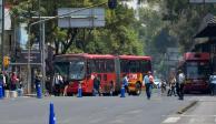 Por obras, Metrobús Etiopía cierra hasta el 1 de septiembre