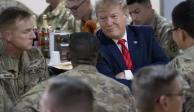 Anuncia Trump que reanuda diálogo con los talibanes