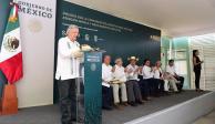 Presa del Chihuero en Huetamo, Michoacán, será una realidad en diciembre, promete AMLO