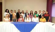 Pactan compromiso Gobierno Estatal y Sociedad Civil en defensa de los derechos de las mujeres